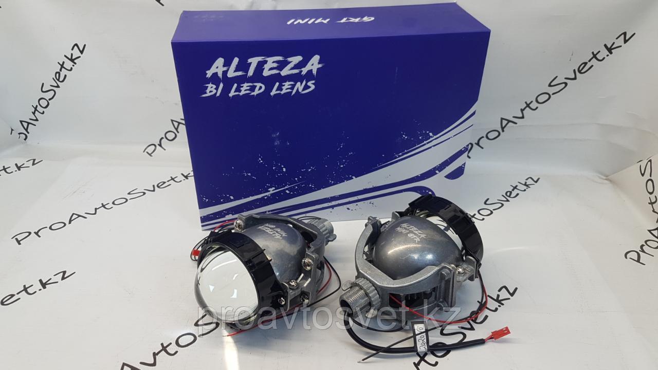 Светодиодные би-линзы Bi-LED OPTIMA Alteza mini GTR 2.8