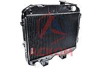 Радиатор водяной УАЗ, БАЗ 3-х рядный ШААЗ