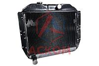 Радиатор водяной ЗИЛ-130 4-х рядный ШААЗ