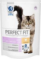 Perfect Fit Kitten для котят, курица, уп.650 гр