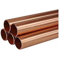 Труба медно-никелевая МНЖ5-1 25х3х6000