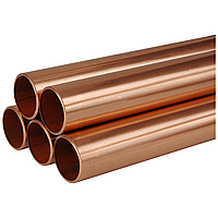 Труба медно-никелевая МНЖ5-1 32х3х6000