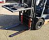 Вилочный погрузчик Тойота 1.6 тн 2008г, фото 2