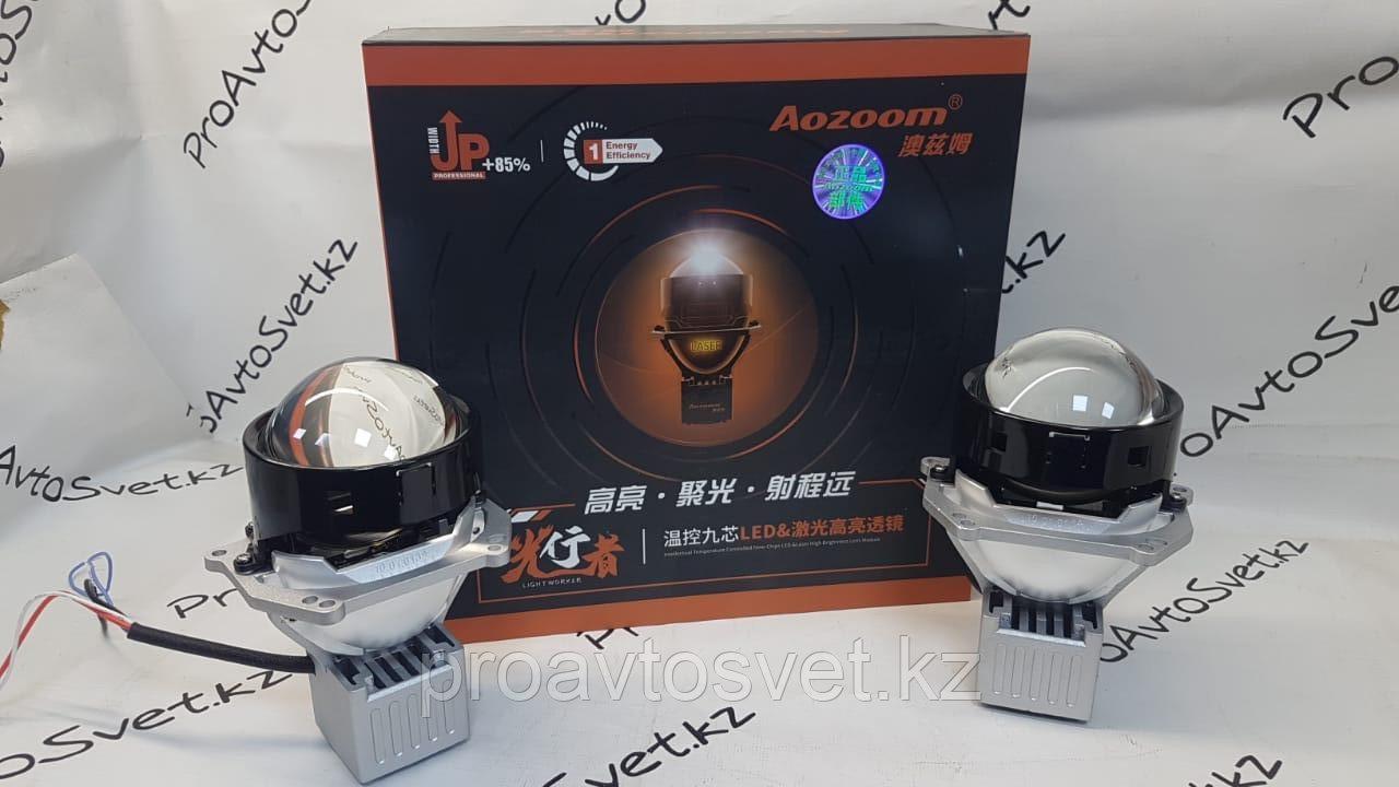 СВЕТОДИОДНЫЕ БИМОДУЛИ AOZOOM LED+LASER 50W 3.0 Hella3R