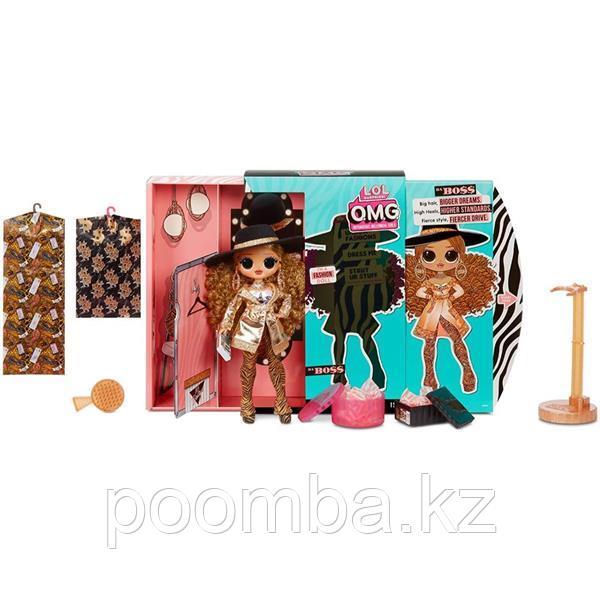 L.O.L. Кукла OMG 3 серия - Da Boss - фото 3