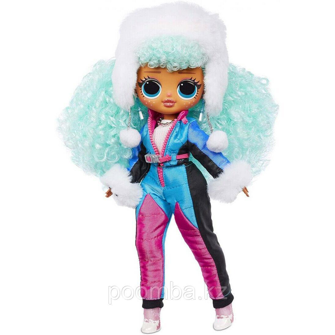 L.O.L. Кукла OMG Winter Chill Icy Gurl and Brrr B.B. - фото 1