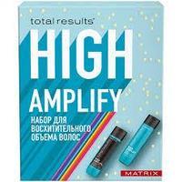 MATRIX / Total Results Набор для объема волос High Amplify (шампунь 300 мл + кондиционер 300 мл)