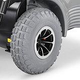 Электрическое кресло-коляска OPTIMUS 2 STANDARD с повышенной проходимостью, фото 4