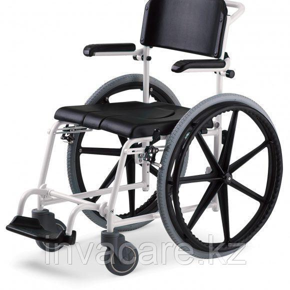Кресло-коляска механическая MCWET, нескладная, для душа и ванны