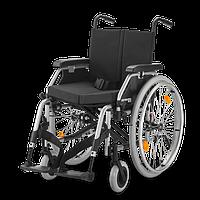 Кресло-коляска механическая EUROCHAIR2 складная, вес коляски 17,5 кг, нагрузка до 130 кг