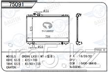Радиатор охлаждения TOYOTA CROWN LXS11 2L-TE 96-99 2.4л диз