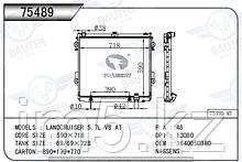 Радиатор охлаждения  LEXUS LX 570 J200 07-