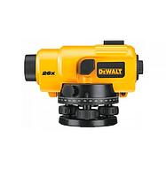 DeWalt, DW096PK, 26-кратный оптический нивелир