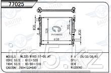 Радиатор охлаждения MERSEDES ML W163 98-05