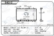 Радиатор охлаждения DAEWOO LACETTI J200 02-09