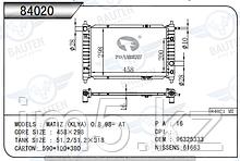 Радиатор охлаждения DAEWOO MATIZ M100 98-