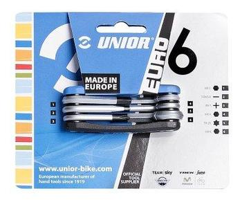 Мультитул EURO6 - 1655EURO6 UNIOR