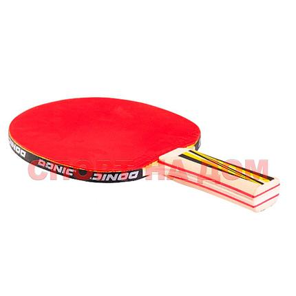 Ракетка для настольного тенниса Donic Schildkrot 500 Level, фото 2