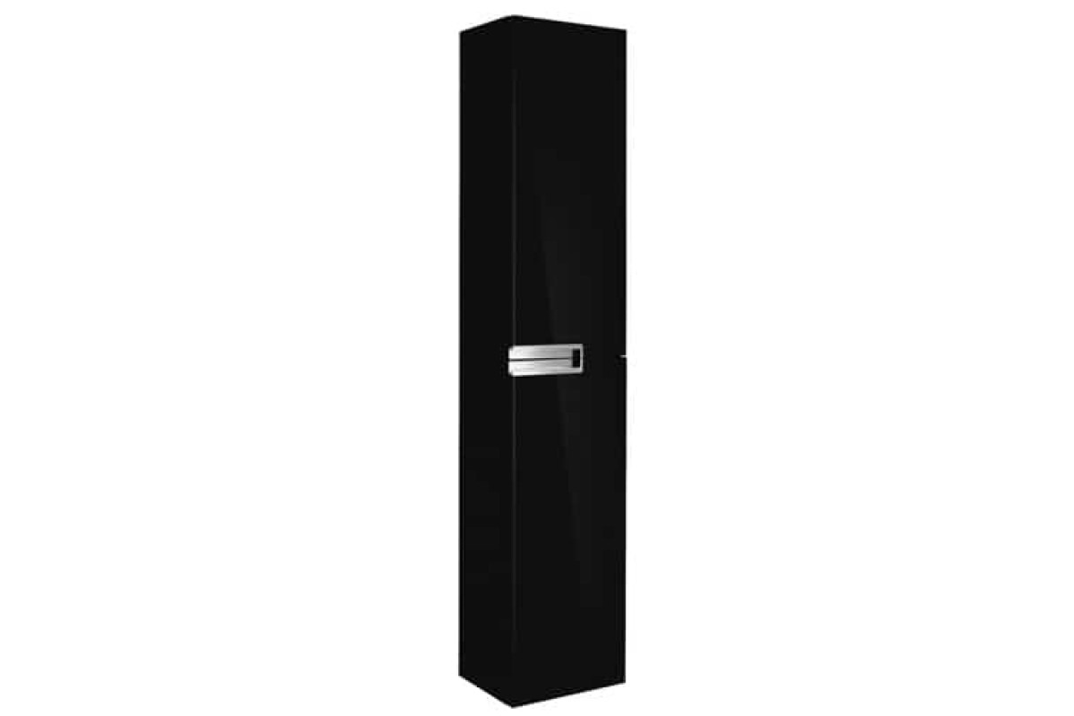 Шкаф колонна Roca Victoria Nord Black Edition ZRU9000095 - фото 1