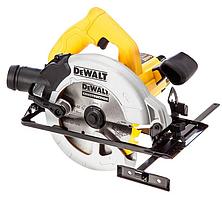 DeWalt, DWE550, Дисковая ручная пила,1200Вт, 165х20 мм