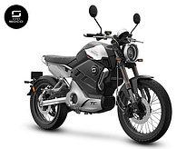 Электромотоцикл Super Soco TC Max колеса на спицах (5000w 45Ah 72v)