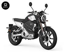 Электромотоцикл Super Soco TC Max литые диски (5000w 45Ah 72v)