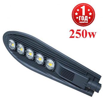 """LED консольный уличный светильник """"Кобра"""" 250W. """"Стандарт"""" серия. Светодиодный уличный фонарь 250 ватт."""