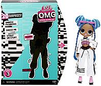 LOL Surprise OMG Chillax 3 серия Большая кукла ЛОЛ