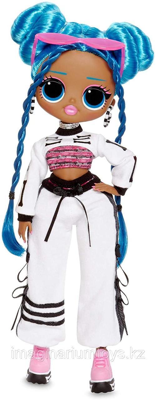 LOL Surprise OMG Chillax 3 серия Большая кукла ЛОЛ - фото 2