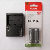 Зарядное устройство на Canon EOS 300D/30D/40D/5D/D30 /D60 (на аккумуляторы BP-511A), фото 2