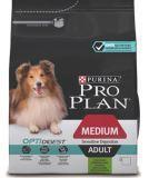 Pro Plan 3кг Ягненок для средних пород сухой корм для взрослых собак Adult Medium