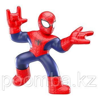 Игрушка-Фигурка GooJitZu Человек-паук тянущаяся большая