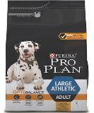 Pro Plan Adult Large Athletic 3кг с Курицей для крупных пород сухой корм для взрослых собак, фото 1