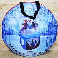 J1038-9 Палатка Холодное сердце Frozen (70*70*70) 35*35