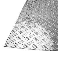 Стальной рифленый лист 8 мм ст. 3 пс/сп