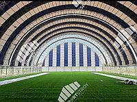 Строительство футбольного поля крытого типа под ключ (неутепленный)