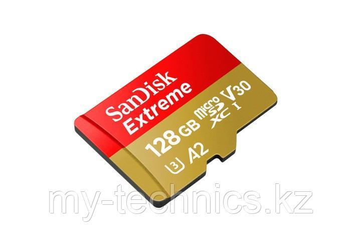Карта памяти SanDisk Extreme microSDXC UHS-I 128GB 160Mb/s