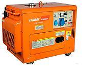 Дизельный генератор УГД-6000ЕК
