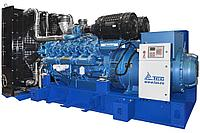 Дизельный генератор ТСС АД-500С-Т400-1РМ9Baudouin