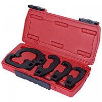 МАСТАК Набор ключей для регулировки рулевых тяг, кейс, 5 предметов МАСТАК 101-30005C
