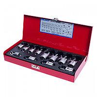 KING TONY Набор разрезных ключей, 8-19 мм, 12 предметов KING TONY 3612MR