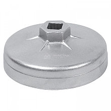 МАСТАК Съемник масляных фильтров, 91 мм, 12 граней, торцевой МАСТАК 103-44112