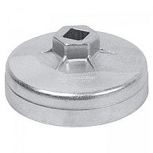 МАСТАК Съемник масляных фильтров, 84 мм, 18 граней, торцевой МАСТАК 103-44184