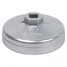 МАСТАК Съемник масляных фильтров, 92 мм, 15 граней, торцевой МАСТАК 103-44192