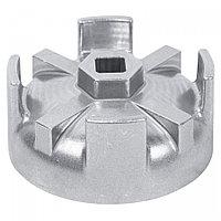 МАСТАК Съемник масляных фильтров, 86 мм, 14 граней, торцевой МАСТАК 103-44186