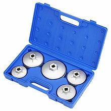 МАСТАК Набор съемников масляных фильтров, 5 предметов МАСТАК 103-40005C