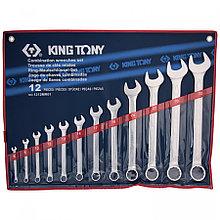 KING TONY Набор комбинированных ключей, 6-32 мм, 12 предметов KING TONY 1212MR01