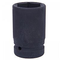 """МАСТАК Головка торцевая глубокая шестигранная 1"""", 34 мм, для мультипликатора МАСТАК 005-80634"""