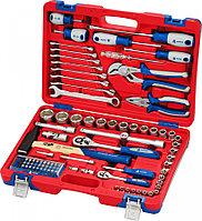 МАСТАК Набор инструментов универсальный, 88 предметов МАСТАК 01-088C
