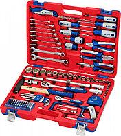 МАСТАК Набор инструментов универсальный, 102 предмета МАСТАК 01-102C